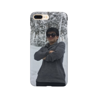 Winter AgainiPhoneケース Smartphone cases