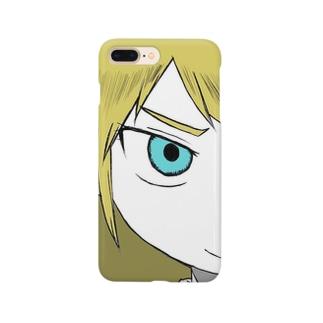 ナターシャ ポミュスキー Smartphone cases