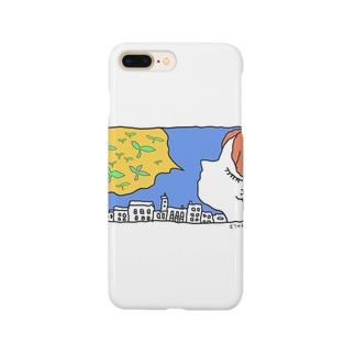 吐息② Smartphone cases