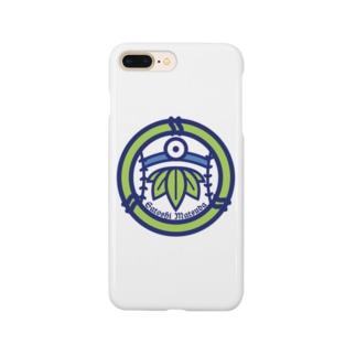 パ紋No.3075 Satoshi  Smartphone cases