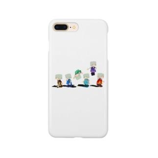 シックスエレメント Smartphone cases
