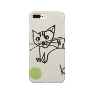 きなこくるみ Smartphone cases