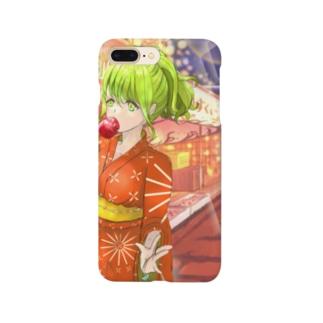 りんご飴 Smartphone cases