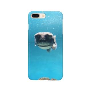 絶望の河豚 Smartphone cases