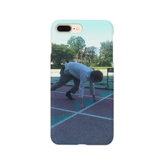 俺のクラウチングスタート Smartphone cases