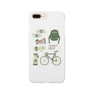 健康的な毎日を Smartphone cases