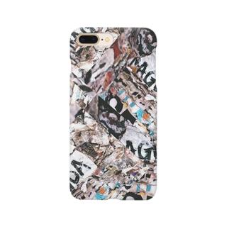 2018-19NEW「スクラップ」 Smartphone cases