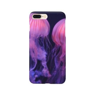 ぴんくらげ Smartphone cases