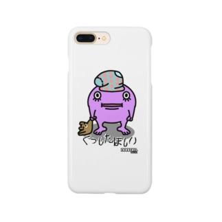 くつしたほしい。 Smartphone cases