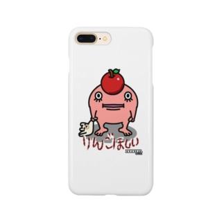 りんご、ほしい。 Smartphone cases