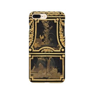 Jean Henri Riesener  Drop-front secretary Smartphone cases