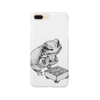 将棋かえる Smartphone cases