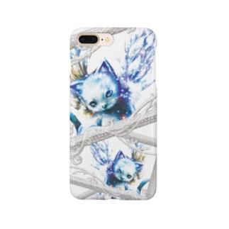 空猫 スマートフォンケース