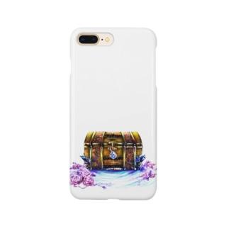 記憶の宝箱 Smartphone cases