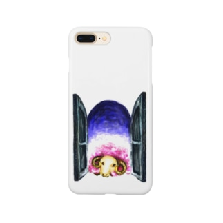 夢見る羊 Smartphone cases