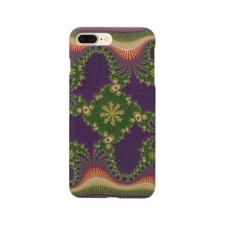 Deep Mandelbrot 006 Smartphone cases