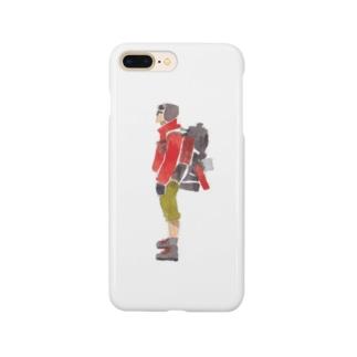 岳人 Smartphone cases