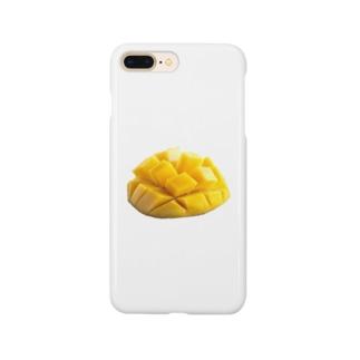 いただきマンゴー💛💓 Smartphone cases