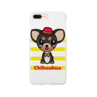 ちんちんチワワ Smartphone cases