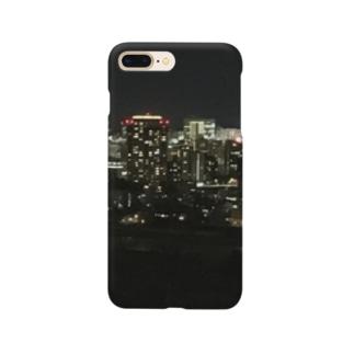 仙台の夜景 Smartphone cases