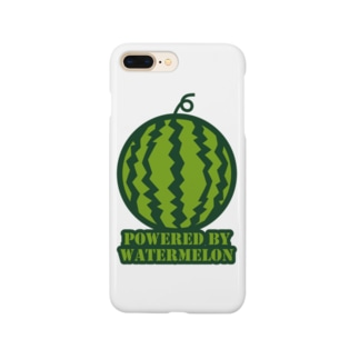 POWERED_BY_WATERMELON Smartphone cases