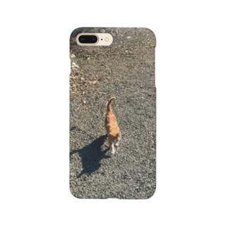 もふもふガーナ Smartphone cases
