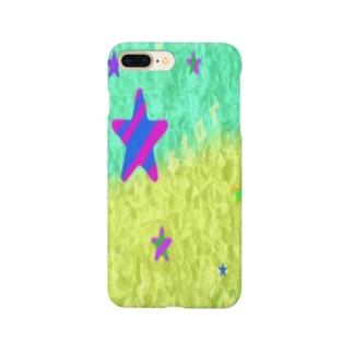 海と星 Smartphone cases