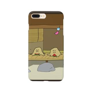もんちの親戚 Smartphone cases