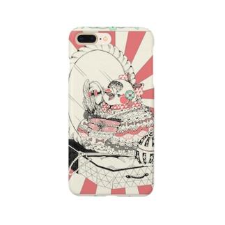 化粧鳥 Smartphone cases