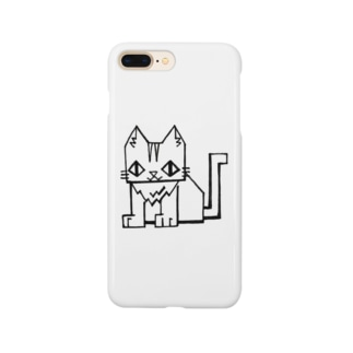 カクニャー Smartphone cases