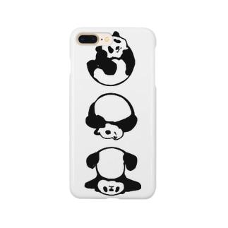 くるりんパンダ Smartphone cases