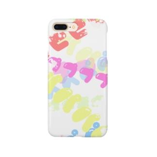 パピプペポ Smartphone cases
