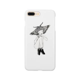 泣き虫 Smartphone cases