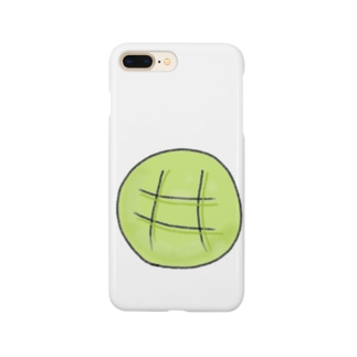 甘党のためのメロンパン Smartphone Case