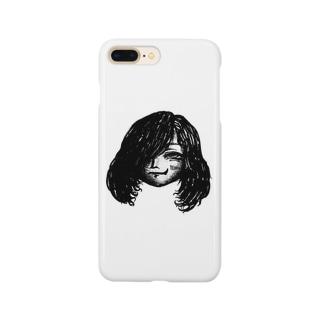 天の鬼chan☆ Smartphone cases