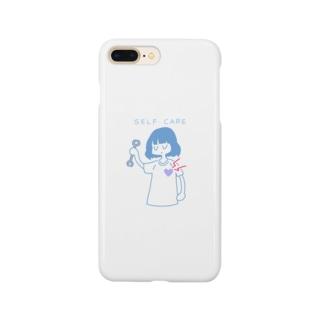 SELF CARE Smartphone cases