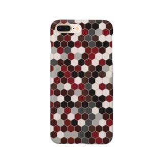ヘキサゴン Smartphone Case
