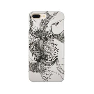 ほころび Smartphone cases