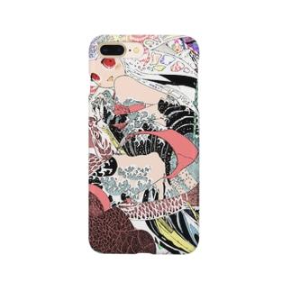 ハラキリガール(Harakiri Girl) Smartphone cases