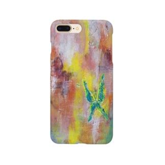 日向蝶 Smartphone cases