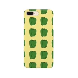 ぴーまん Smartphone cases