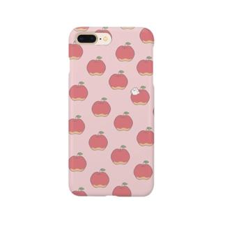いっぱいりんごおねこ Smartphone Case
