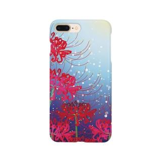 曼珠沙華(昼) Smartphone cases