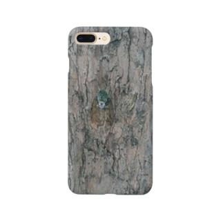 ミンミンゼミ Smartphone cases