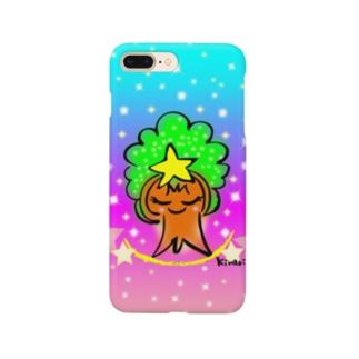 虹色もくもくモックン Smartphone cases