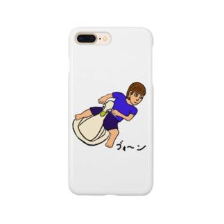 おまる、ハングオン Smartphone cases