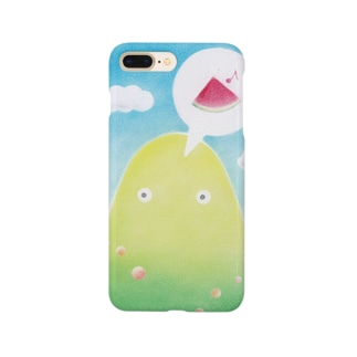 夏山さん Smartphone cases