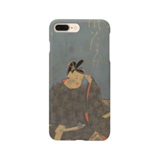 竜田川蒔絵硯箱(藤原家隆) Smartphone cases
