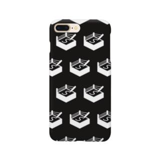 札幌オーギリングロゴ(ループ) Smartphone Case