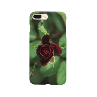 dark rose Smartphone cases